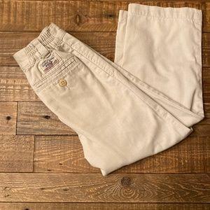 Polo Ralph Lauren Boys Khaki Dress Pants